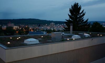 Dach-Sternchen